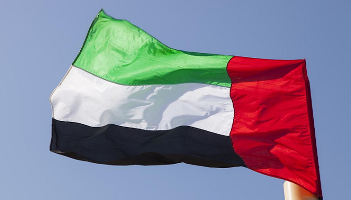 National Day Flag Image UAE