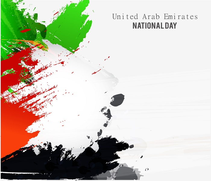 UAE National Day 2017 Backgrounds
