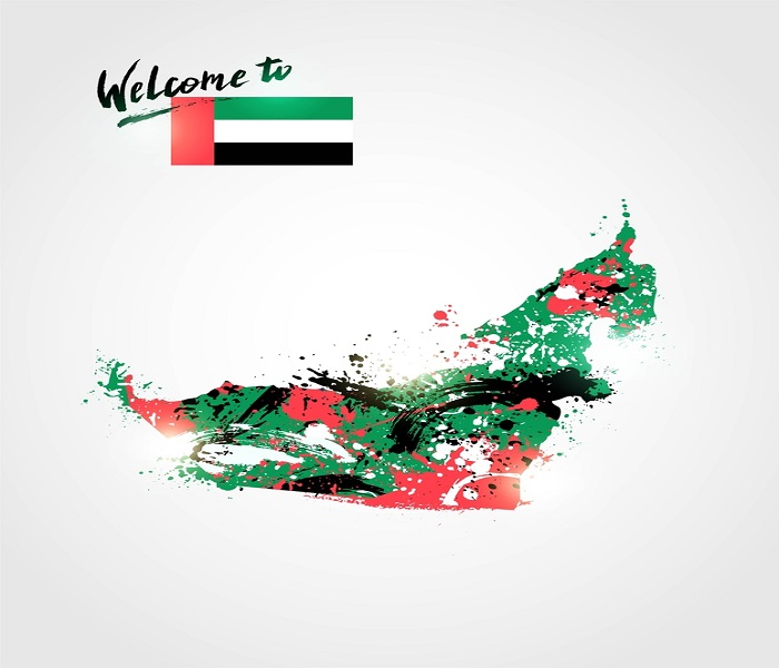 UAE National Day Flag Backgrounds