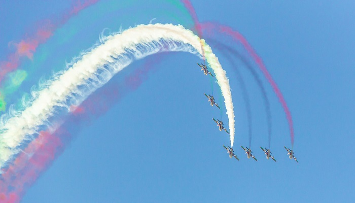 Uae National Day Air Show