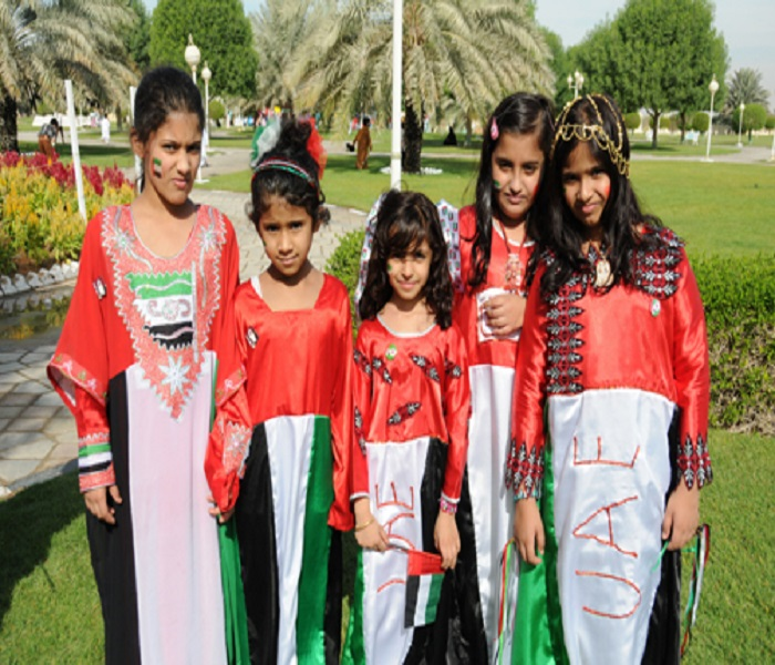 UAE Dress Design For National Day