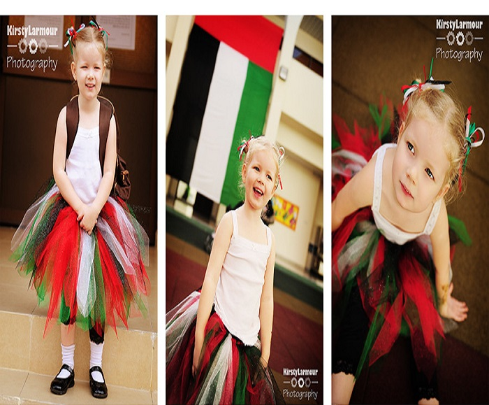 UAE National Day Dress Ideas