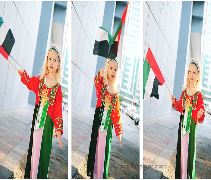 UAE National Day Dress