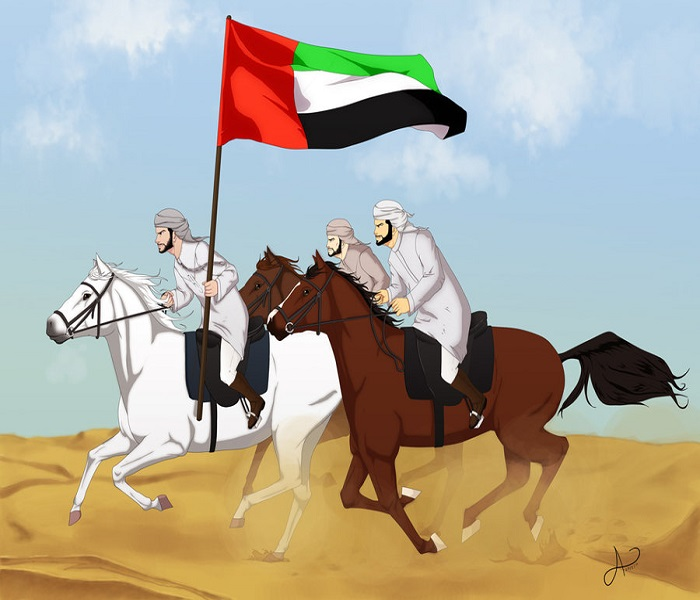 UAE National Day Drwaings