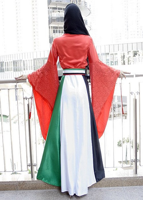 UAE National Dress 2017