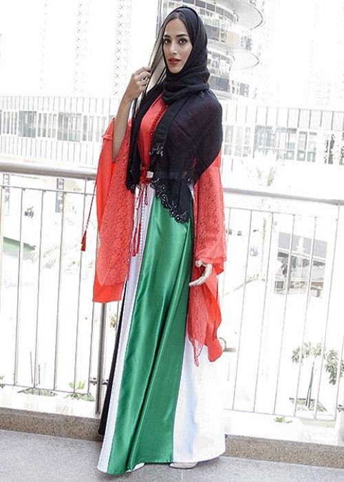 UAE National Dress Ideas For Girls