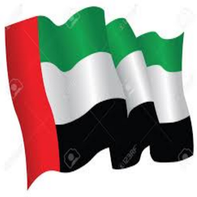 UAE National Day Flag Cartoon Free