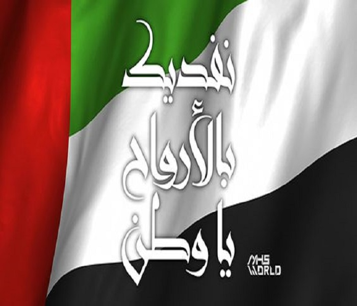 Uae National Day Poster 2017