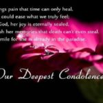 111+ Condolence Messages- Death Of Father, Mother