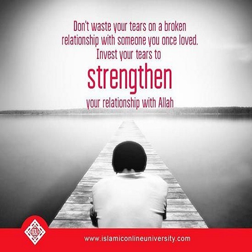 Islamic Quotes About Life Relation