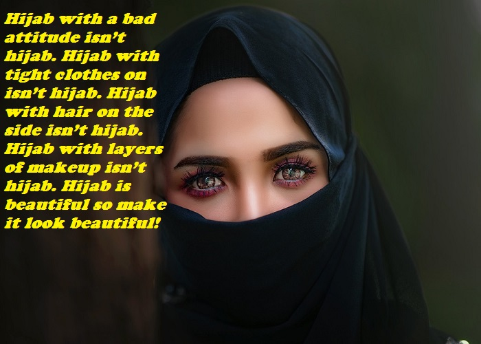 Hijab Quotes Wallpapers