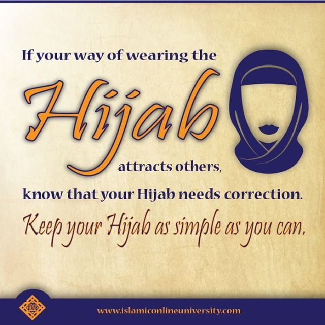 Quotes Hijab