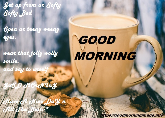 Good Morning SMS And Coffee
