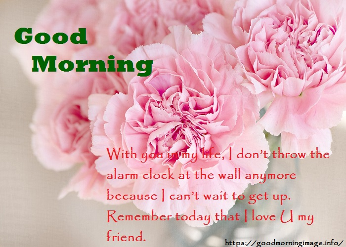 Good Morning Friendship Quotes And Love