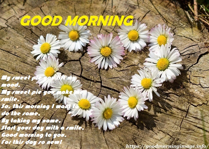Good Morning Images For Him Flowers