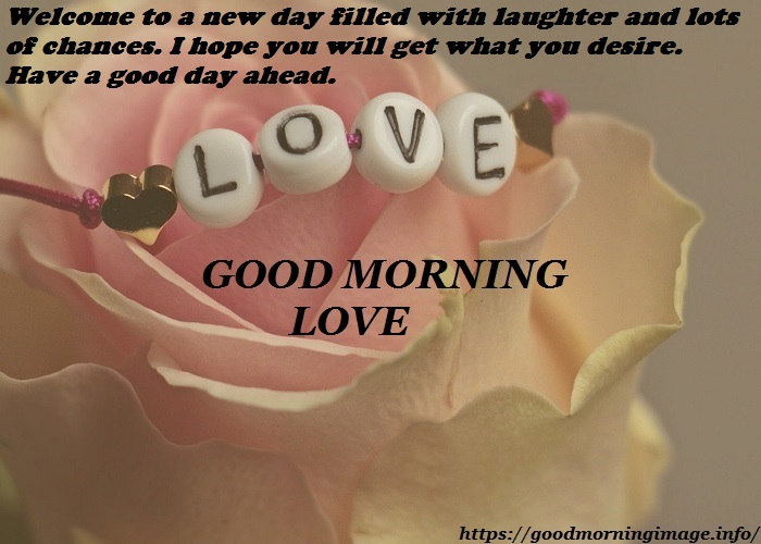 Good Morning Love Images For Him