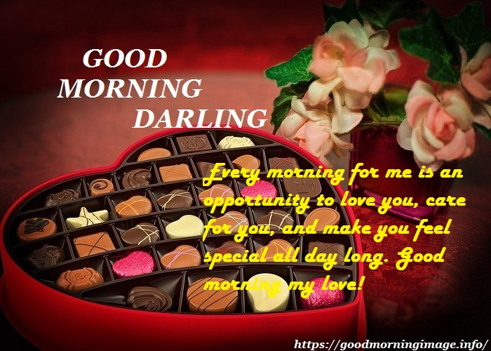Good Morning Love Images New