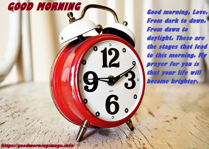 Good Morning Prayers Images For WhatsApp
