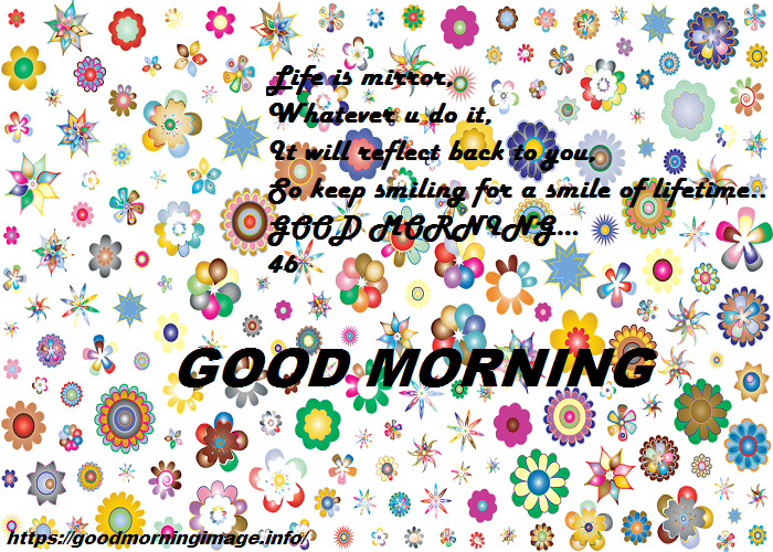 Good Morning SMS Latest